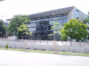Hörsaalzentrum der TU Dresden (Von Hans-Jürgen Räth Akrisios)